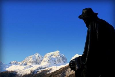julius-kugy-monument-trenta-slovenia