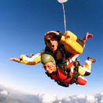 slovenian julian alps skydiving; photo by: www.aviofun.com