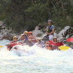 the best rafting in slovenia
