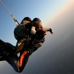 bovec adrenalin tandem sky diving in slovenia; photo by: www.aviofun.com