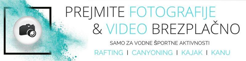 prejmite fotografije in video posnetke brezplačno banner
