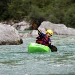 kung fu kayaking lesson