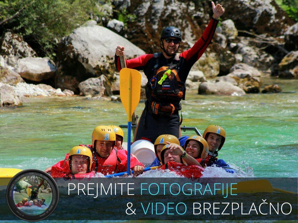 rafting na reki soči fotografije in video brezplačno