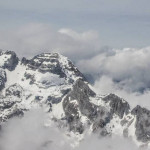 triglav natoinal park mountain peaks panoramic flights; photo by: Tatjana Wojčicki