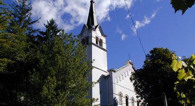 Top 10 zanimivosti v cerkvi sv Urha, Bovec
