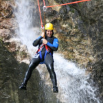 adrenalin adventure canyoning in fratarca canyon