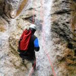 fratarca canyoning adrenaling adventure holidays slovenia