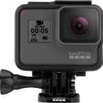 gopro hero5 black edition camera frontside
