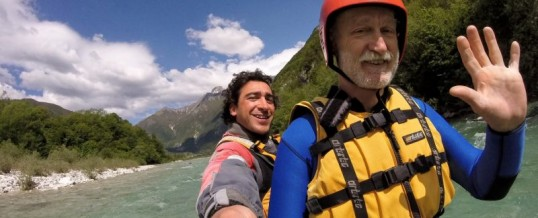 "How old is ""too old"" to join exciting rafting?"