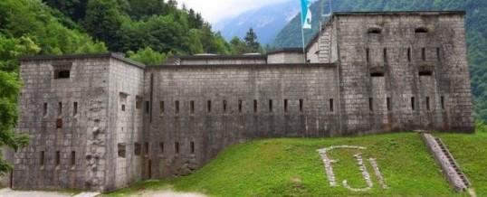 Bovec, Kluže Fortress