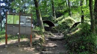 Bovec, Isonzo Front Outdoor Museum Ravelnik
