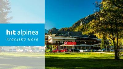 ramada resort kranjska gora banner with logo