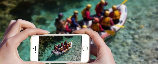 Can I Take My Camera with Me on Rafting?