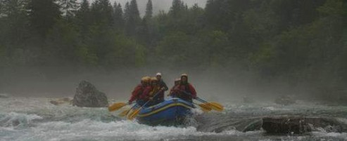 What If the Weather Is Bad?   Bovec Rafting Team