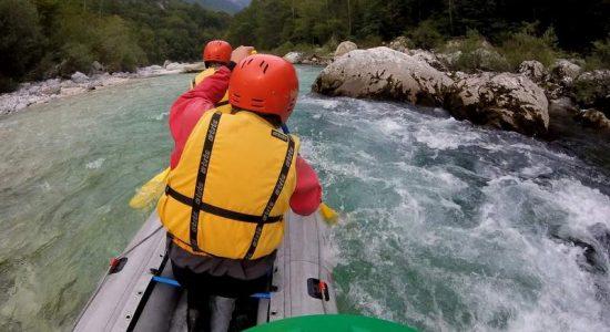 canoe-rain-bovec-slovenia
