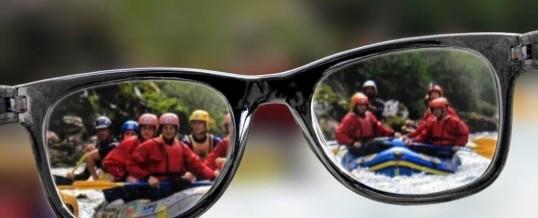 Kaj prinesti s sabo na rafting?