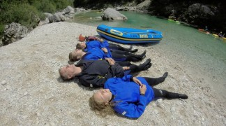 Can Teenagers Go Rafting?
